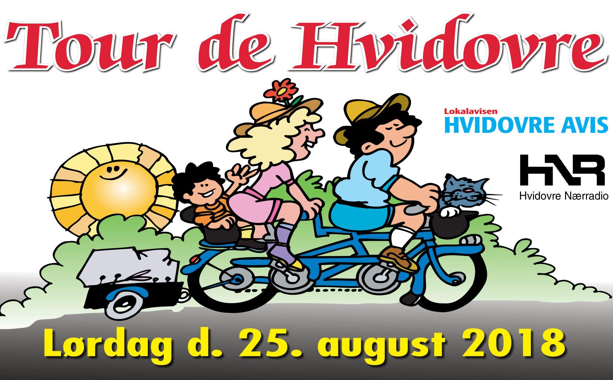 Tour de Hvidovre 2018
